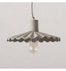 sea ​​luminaire concrete - Shell