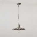Seashore Pendant Light Concrete - Shell