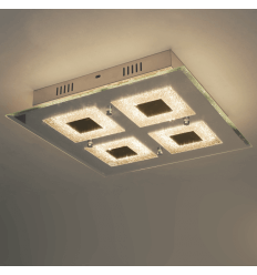 Elegant LED Ceiling light and glitters - Glow