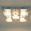 LED Ceiling light 33cm with glitters - Diamond