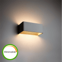 LED Lighting Dimmable 6W - Quadra 20 cm