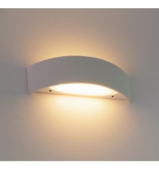 Aluminium Wall Light LED 6W - Sirius