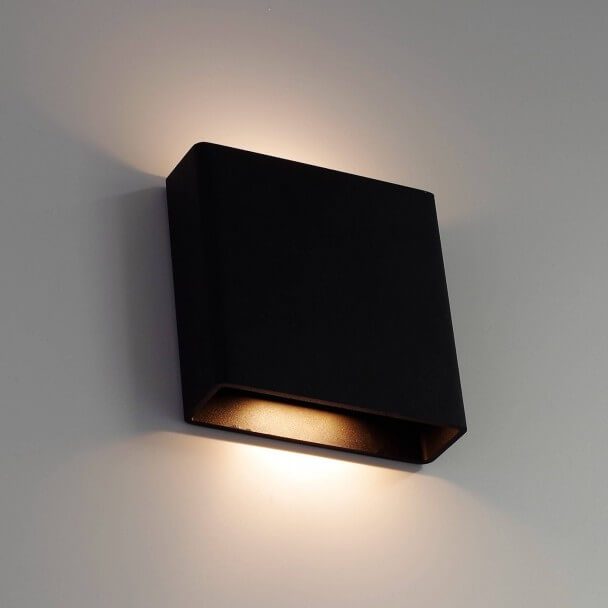 Waterproof Lighting Black Design - Nox