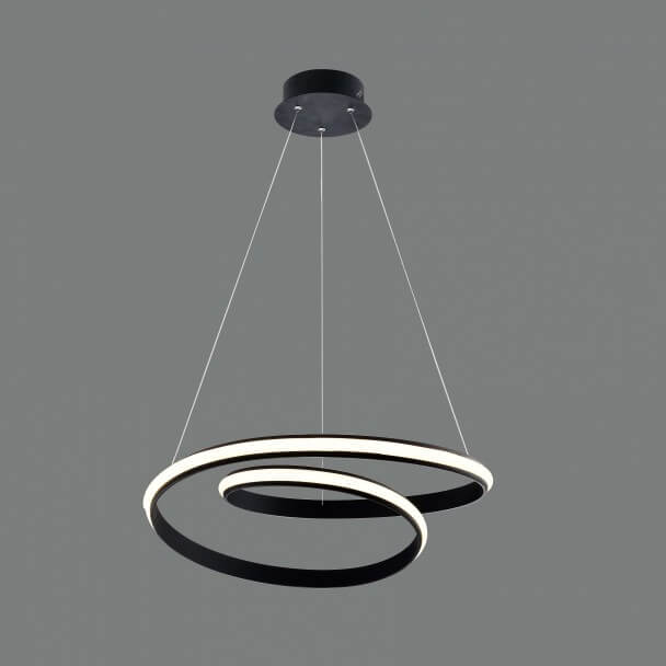 LED ribbon modern pendant light - Odessa