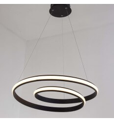 Adjustable pendant light ribbon - Keane