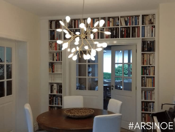BRANCH-SHAPED PENDANT LAMP WITH 36 LIGHTS - ARSINOE
